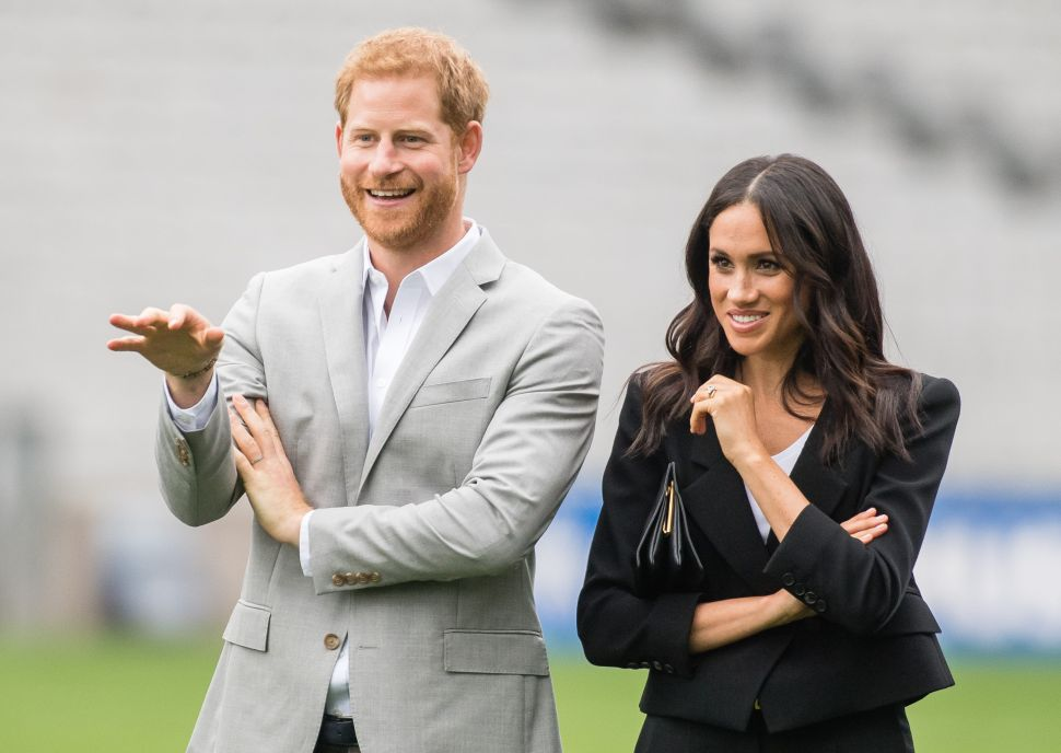Prince Harry and Meghan Markle Have a New Roommate in Los Angeles