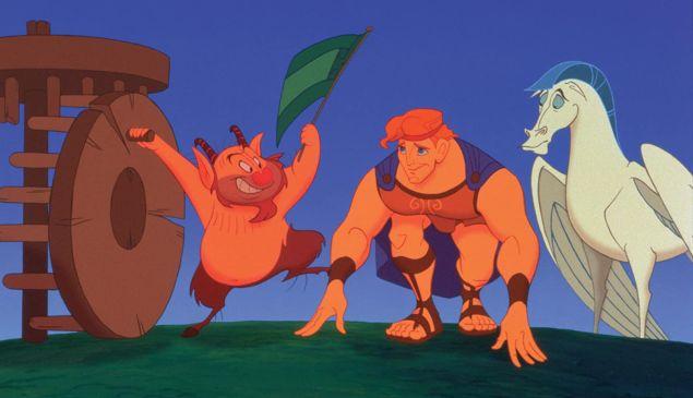 Disney Hercules Live Action 2022 Cast