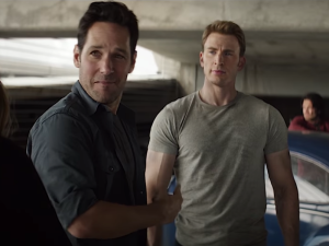 Chris Evans Paul Rudd Marvel Interview Avengers