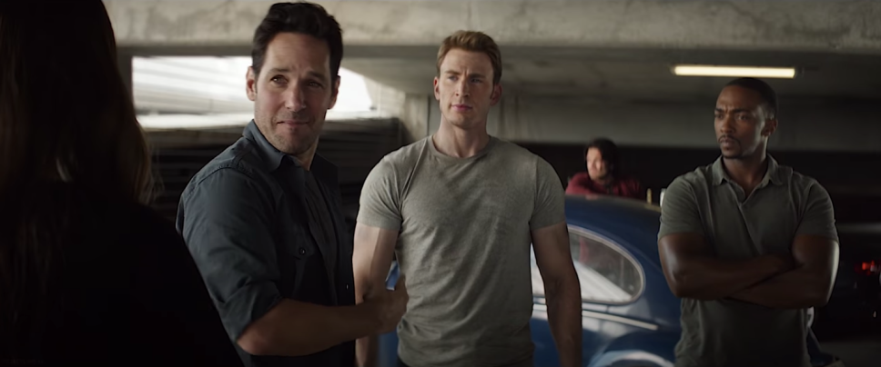 Chris Evans and Paul Rudd on Coping With the 'Competing Ideas' in the MCU