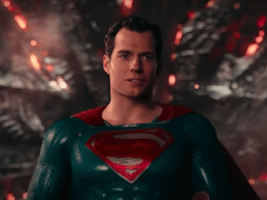 Henry Cavill Superman Snyder Cut Justice League