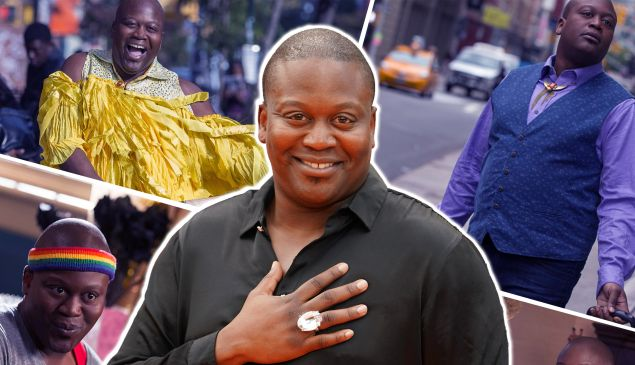 Tituss Burgess is unstoppable