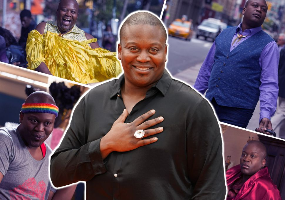 What Pride, 'Respect' and Tina Fey Mean to Tituss Burgess
