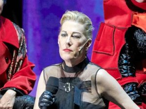 Queer icon Justin Vivian Bond is but one of the surprising elements in the opera 'Orlando', streaming this week.