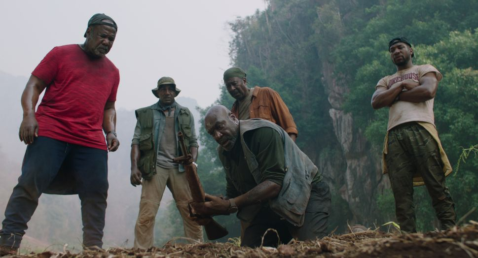 Spike Lee's Vietnam Movie 'Da 5 Bloods' Offers a Glimmer of Hope
