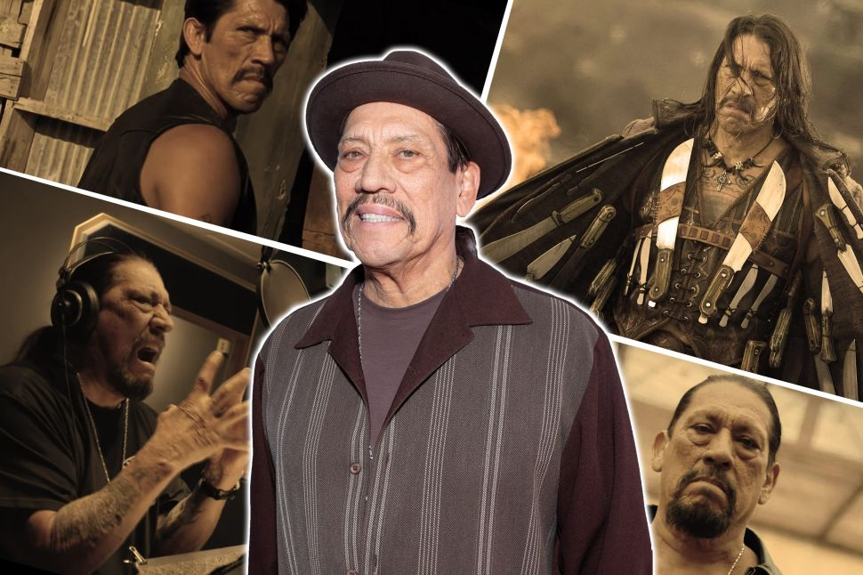 Danny Trejo's Secrets to Making 300+ Movies, Tacos and a Happy Life