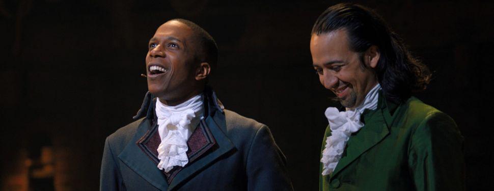 Hamilton Review Disney+