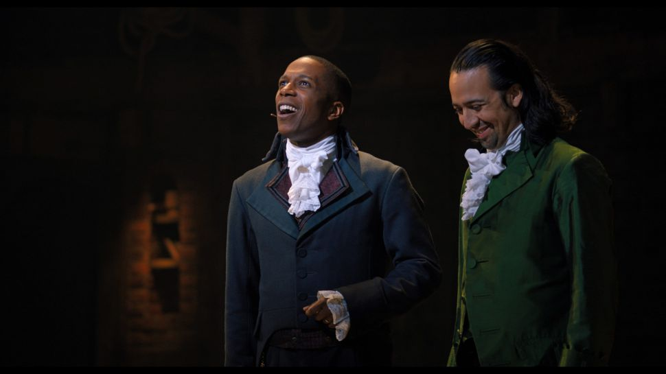 'Hamilton' on Disney+ Kicks the Door Open to Theatrical Possibility