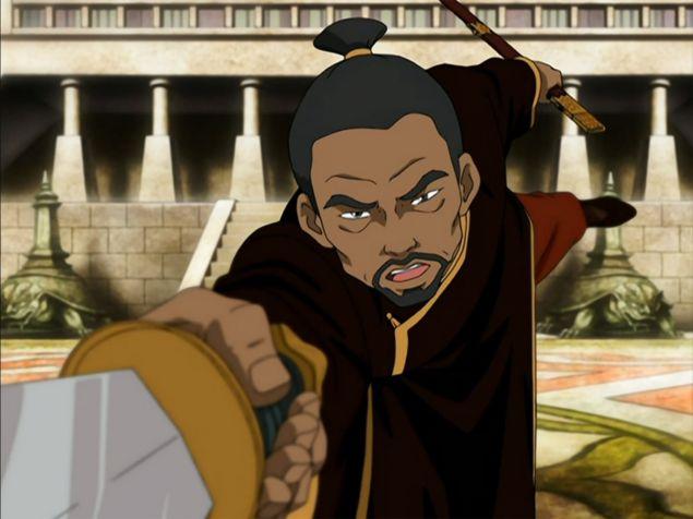 Piandao in Sokka's Master from avatar the last airbender