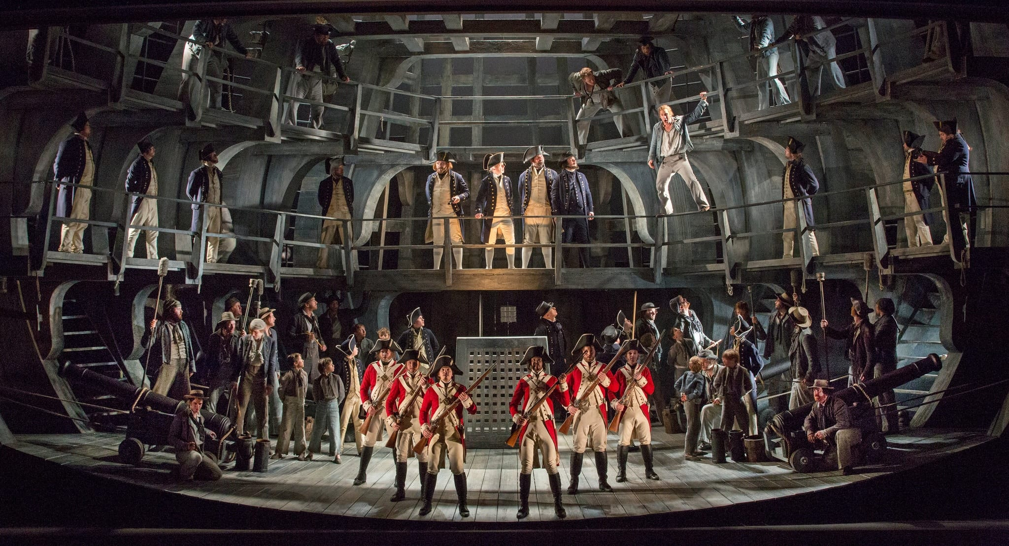 Two Opera Companies Find New Resonance in the Seafaring Drama 'Billy Budd'