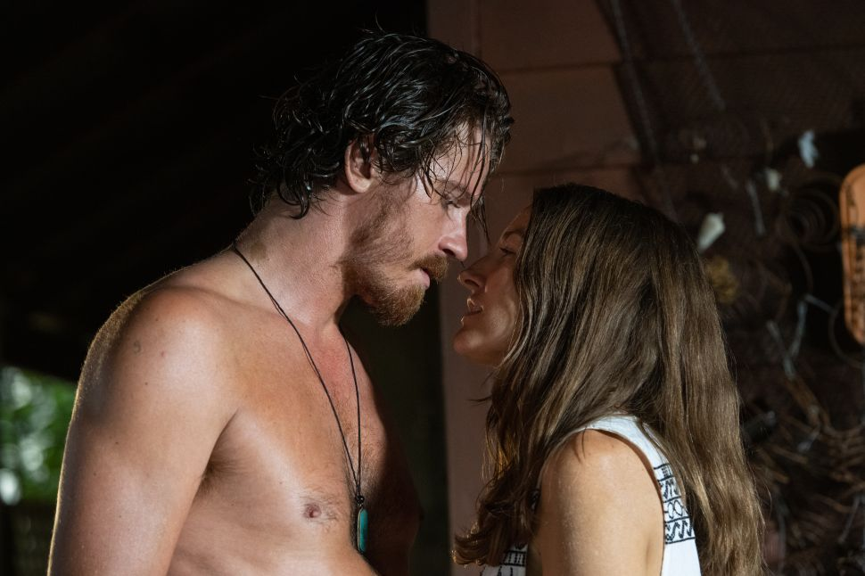 Garrett Hedlund on Battling the Intensity of the Outback in 'Dirt Music'