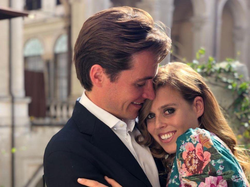 Princess Beatrice Married Edoardo Mapelli Mozzi in a Secret Royal Wedding at Windsor