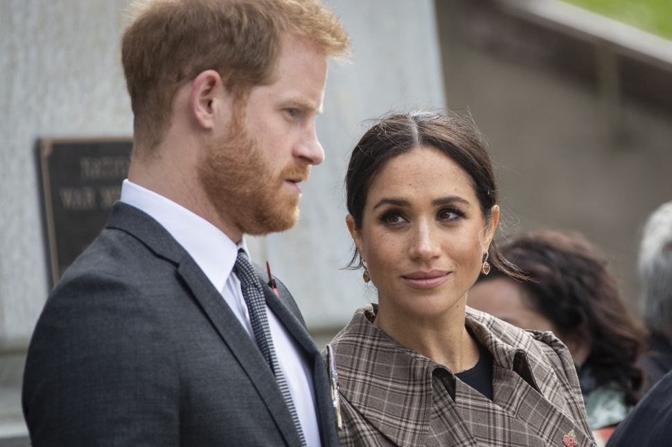 Prince Harry and Meghan Are Suing Over Paparazzi Photos of Archie