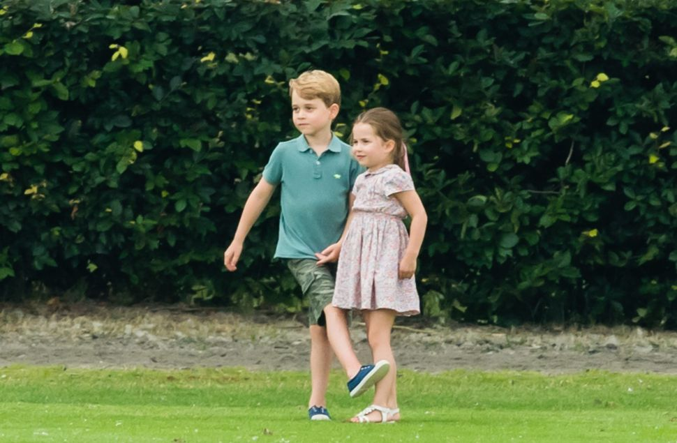 Prince George and Princess Charlotte Are Finally on Summer Vacation