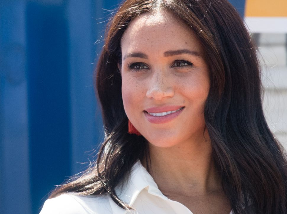 Meghan Markle Is Trying to Stop a Tabloid From Revealing Her Friends' Identities