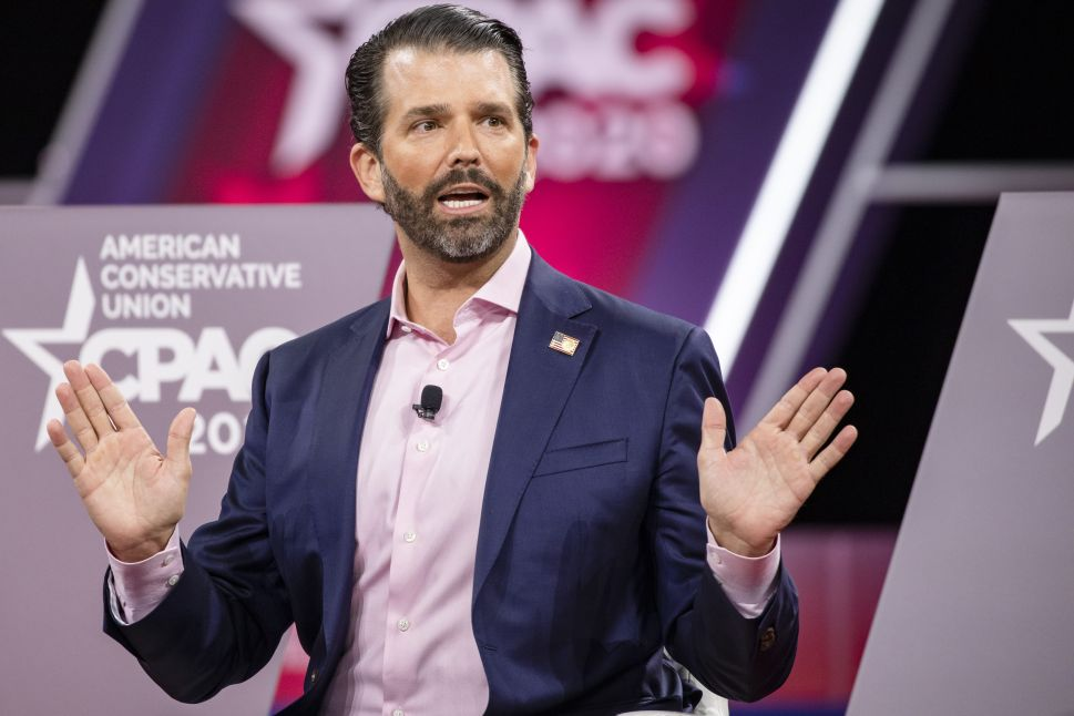 Donald Trump Jr. Loses Twitter For Promoting COVID-19 Conspiracy Theories
