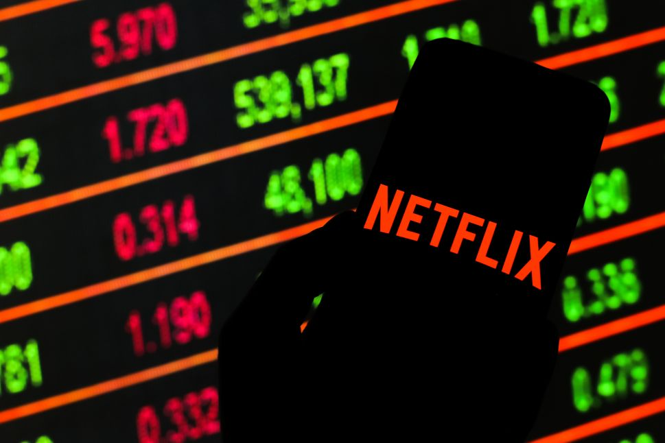 Netflix Stock Is Surging, But It May Not Be Sustainable