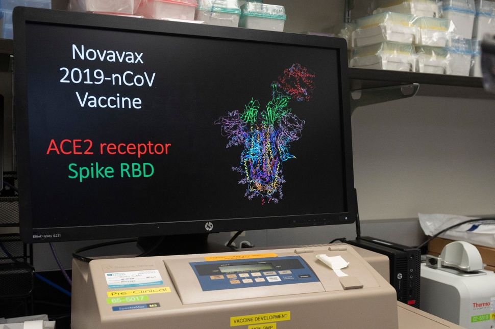 How Novavax Stock Surged 2,500% On COVID-19 Vaccine Dreams, Without Any Track Record