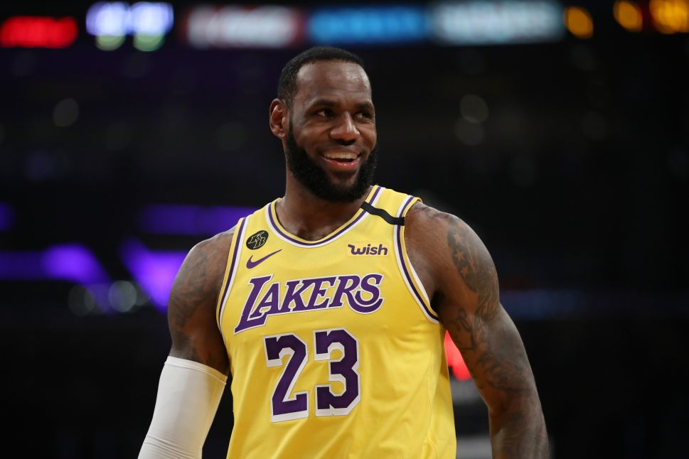 LeBron James Is Buying a Beverly Hills Compound