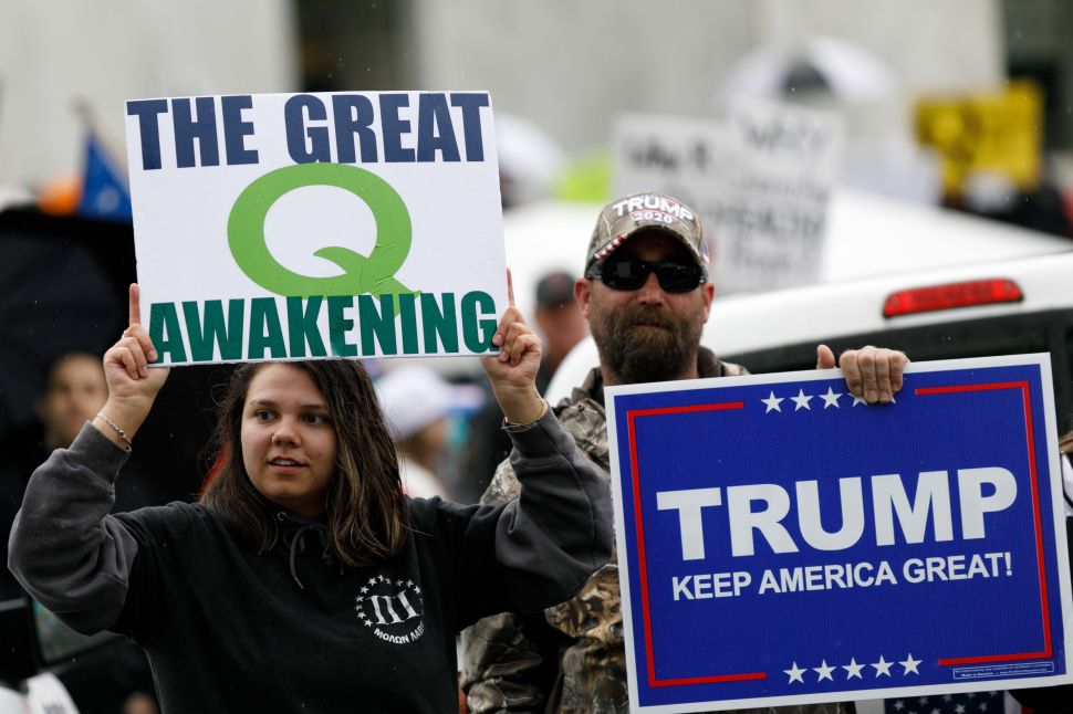How QAnon Will Fight Back Against Twitter's Ban And What Happens Next