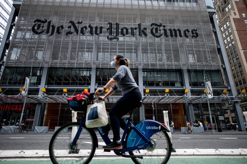 The Truth Behind Bari Weiss's Resignation From the 'NYT'