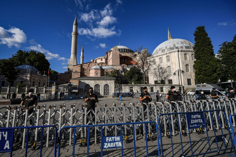 Why the Hagia Sophia's Conversion Back Into a Mosque Is Controversial