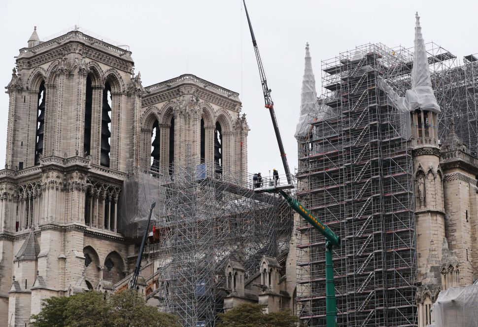 The Notre Dame Spire Will Be Reconstructed, But At What Cost to the Environment?
