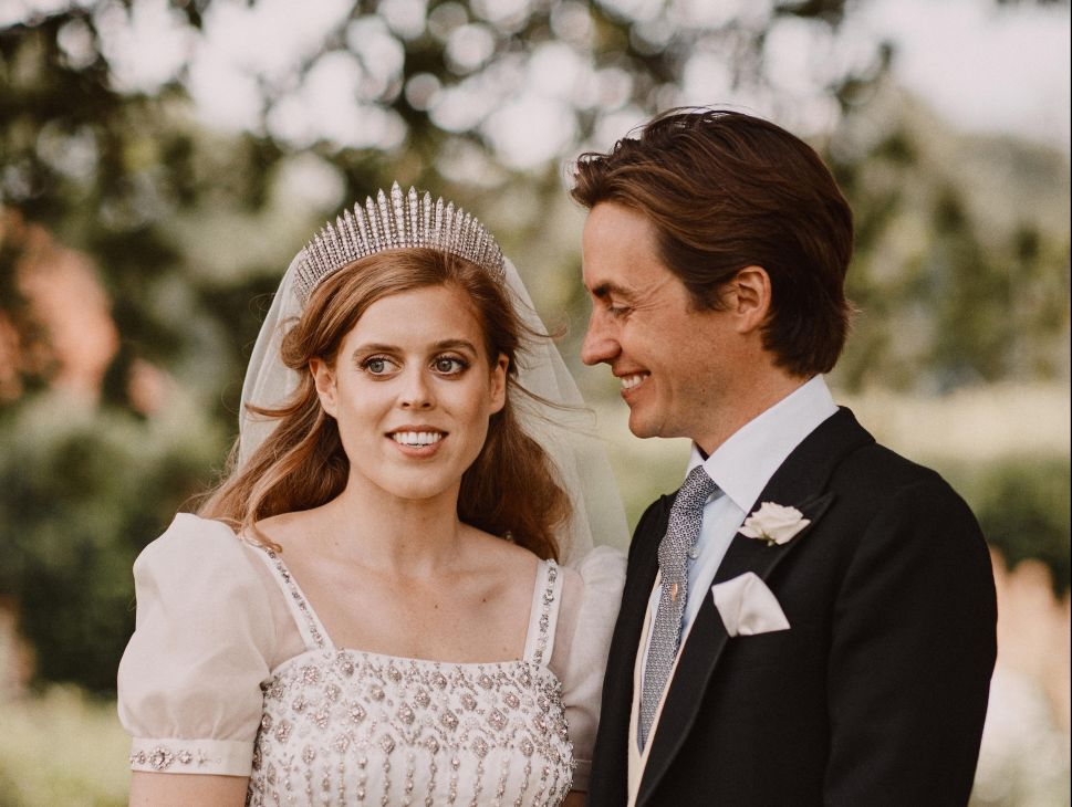 Princess Beatrice and Edoardo Mapelli Mozzi Aren't Finished Celebrating Their Wedding