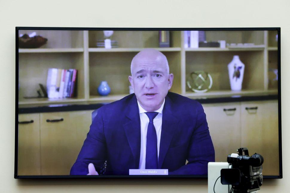 Congress Reveals Plans to Break Up Amazon, Facebook, Apple, and Google