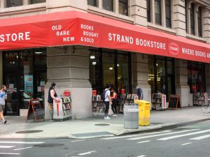 The Strand Bookstore reopened in New York City following a closure due the coronavirus pandemic.