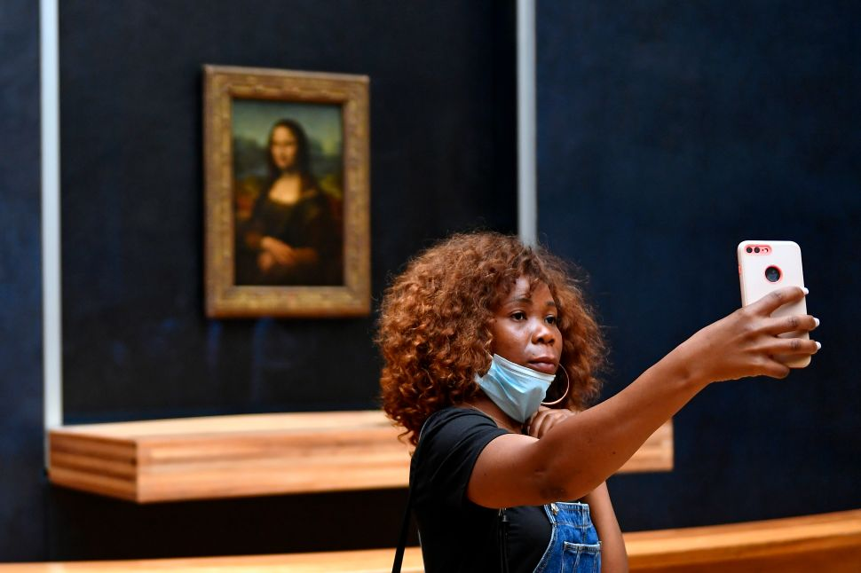 The 'Mona Lisa' Is Back on View, but With New Rules for Viewing