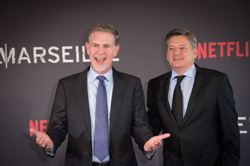 Netflix's Co-CEO Strategy Almost Never Works, So What's the Plan?