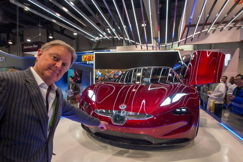 Another Electric Vehicle Startup Is Going Public, But It Has A Risky Past