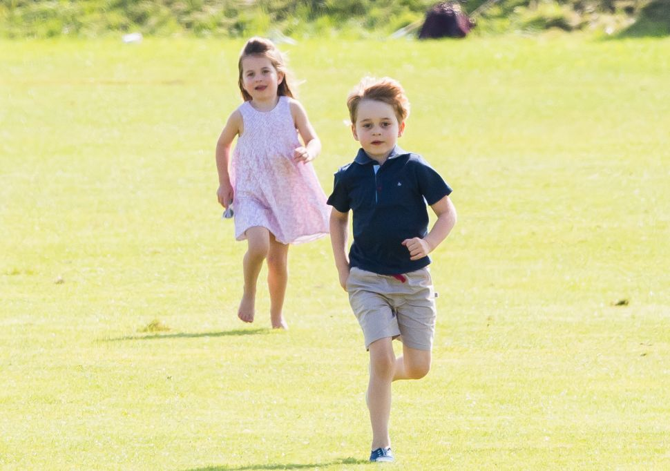 Prince George and Princess Charlotte Are Living Their Best Farm Life at Anmer Hall