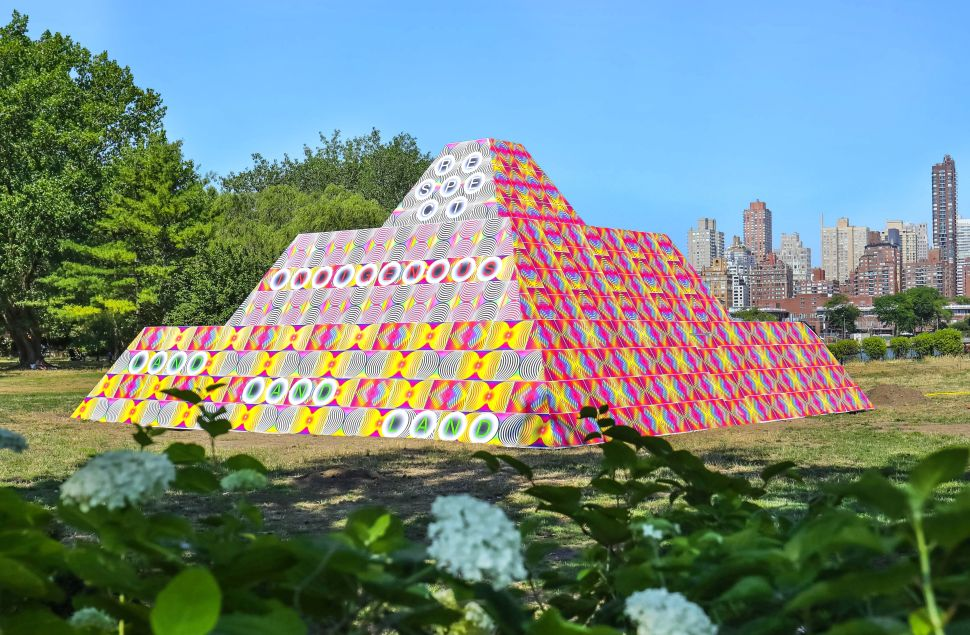 Miss Museums? View Art Outdoors in New York