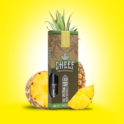 Pineapple Express CBD Cartridges