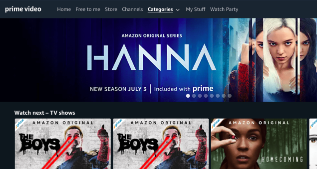 Netflix Amazon Disney+ Hulu HBO Max Apple TV+ Comparison