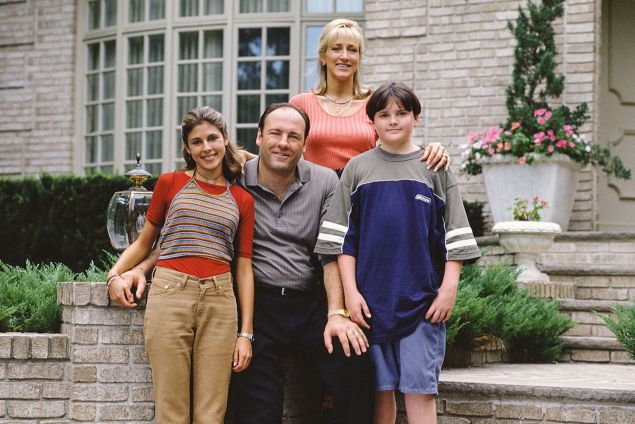 The Sopranos Prequel Movie Reboot