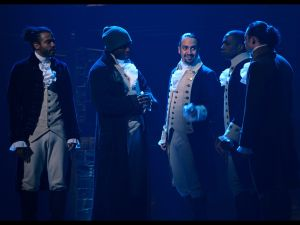 Hamilton Viewership Disney+