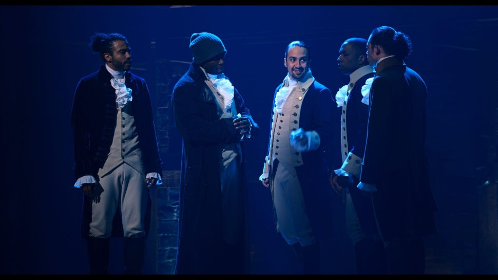 What Disney's Execs Are Saying About 'Hamilton' Behind the Scenes
