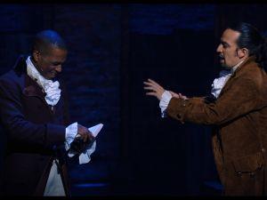 When Does Hamilton leave Disney_