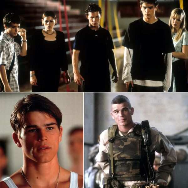 josh hartnett in the faculty pearl harbor black hawk down