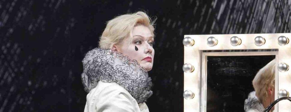 Soprano Karita Mattila in 'The Makropulos Case' at San Francisco Opera.