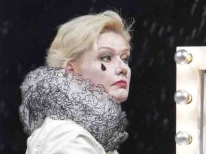 Soprano Karita Mattila in 'The Makropulos Case' at San Francisco Opera.