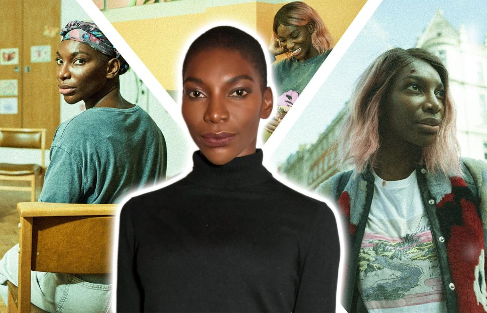 Michaela Coel Knows All About the Daily Act of Forgiving Yourself