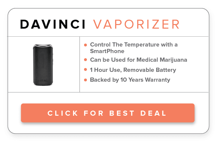 1 - Da Vinci IQ2 Dry Herb Vaporizer