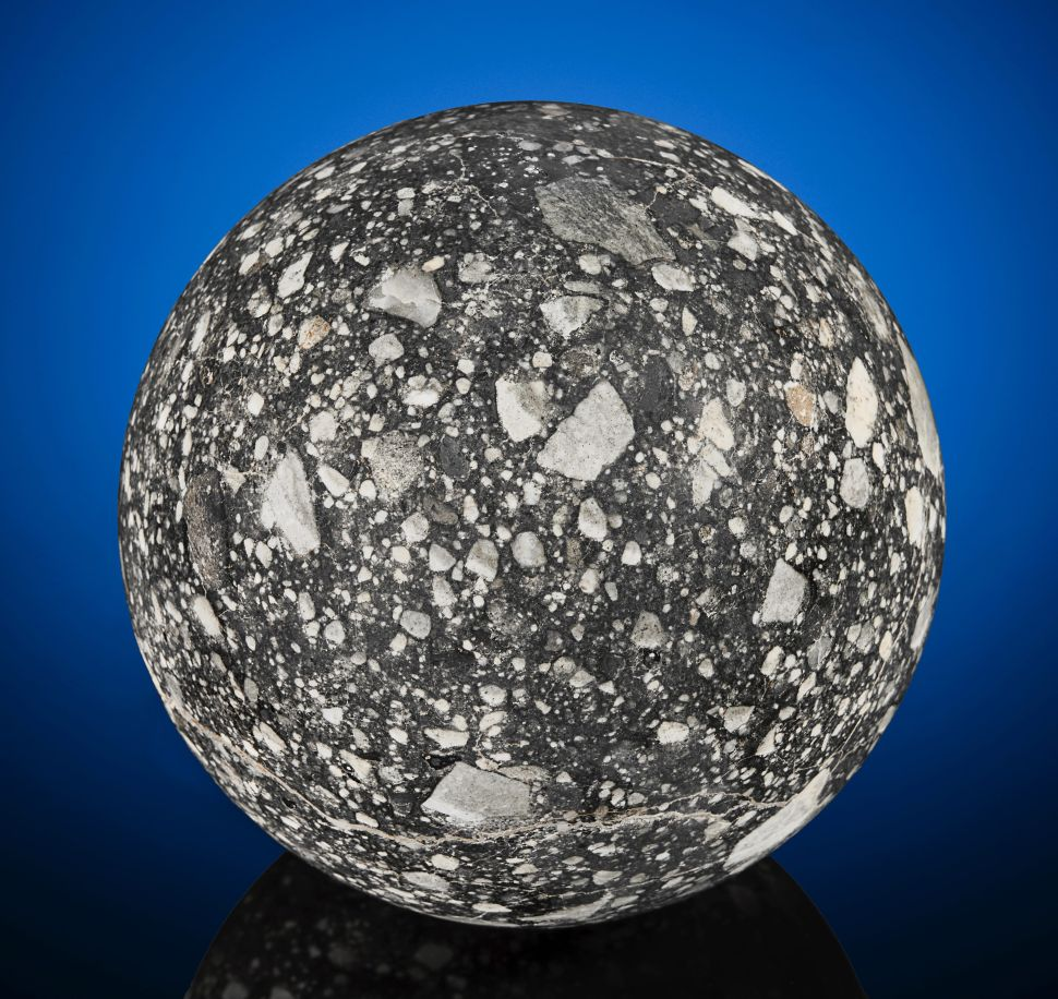 The Largest Spherical Moon Rock on Earth Could Be Part of Your Personal Collection