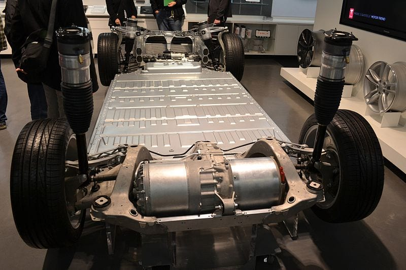 Tesla's Battery Business Is The Secret Engine Of Its Insane Stock Price