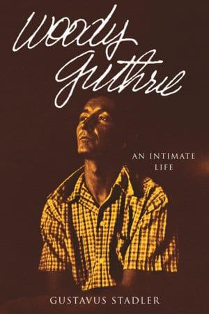 Woody Guthrie by Gustavus Stadler.