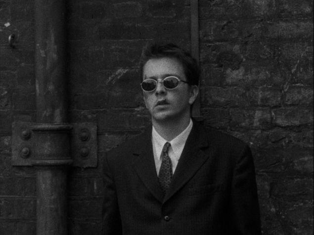 Christopher Nolan Following The Young Man